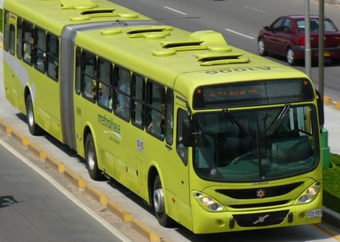 Por Semana Santa habrá cambios en las rutas de Metrolínea | EL FRENTE