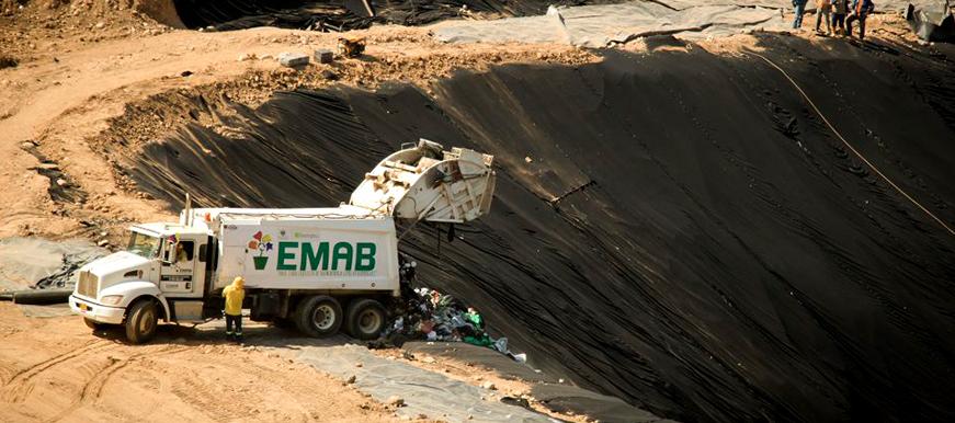 EMAB buscará transformar los residuos orgánicos en energía | EL FRENTE