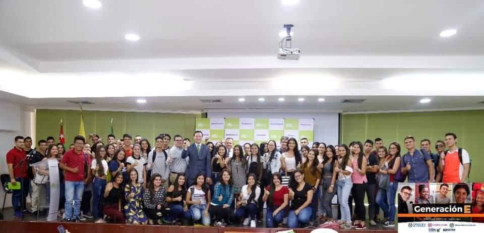 Generación E. UTS tiene el mayor número de estudiantes matriculados  | EL FRENTE