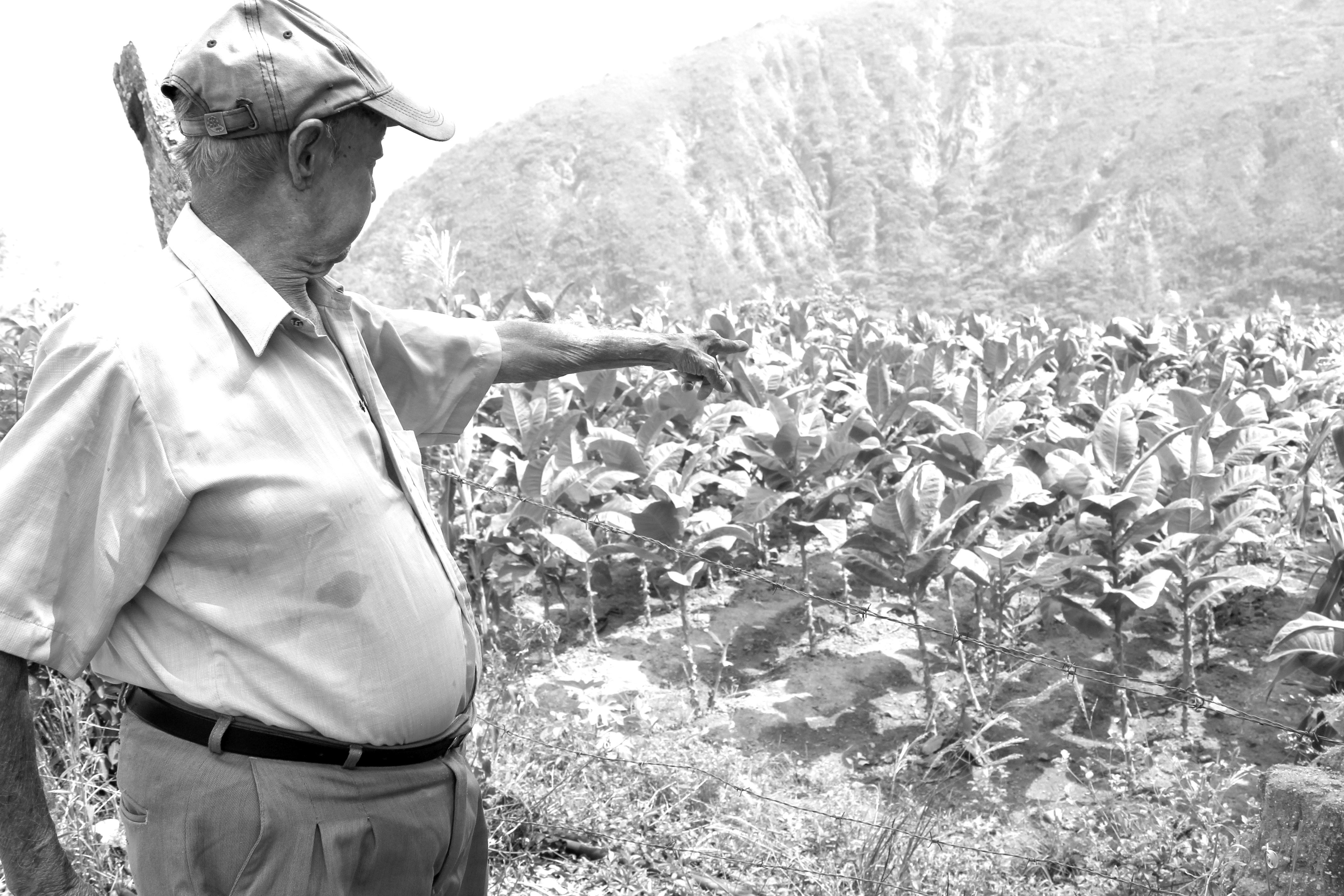 Lucha por mantener vivas sus tradiciones. Sabino Mendoza no es famoso, pero tiene mucho que decir | EL FRENTE