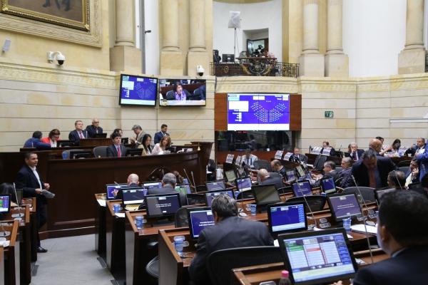 Con muchos peros Senado aprobó PND | EL FRENTE
