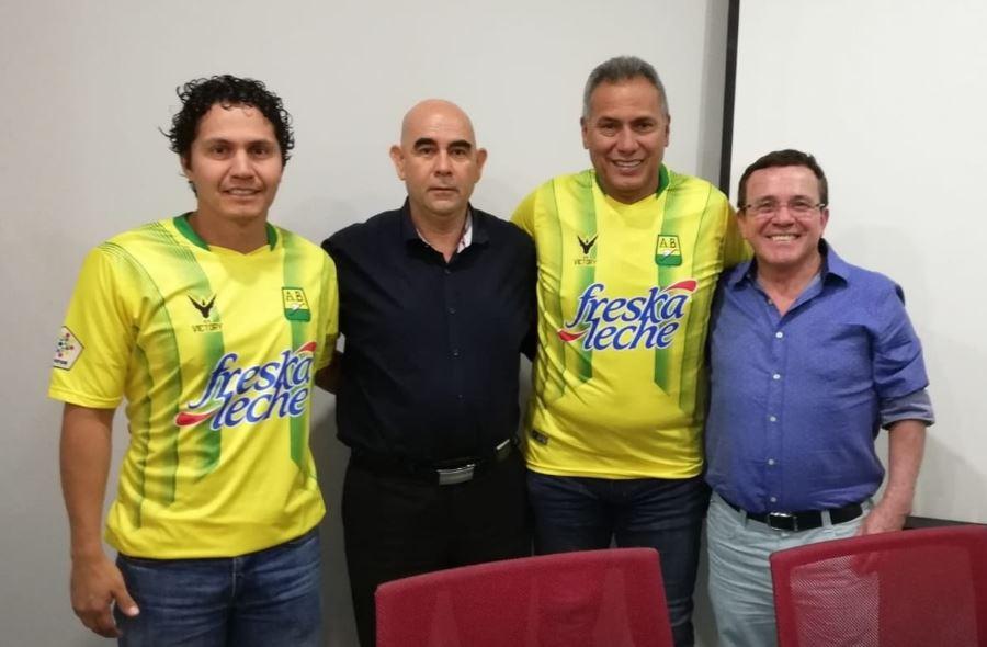 Hernán Torres nuevo Técnico del Atlético Bucaramanga   Local   Deportes   EL FRENTE