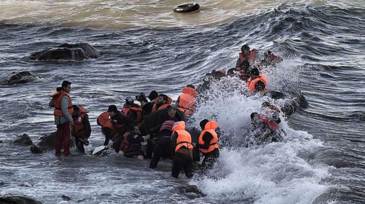 En naufragio mueren al menos 70 migrantes  | EL FRENTE