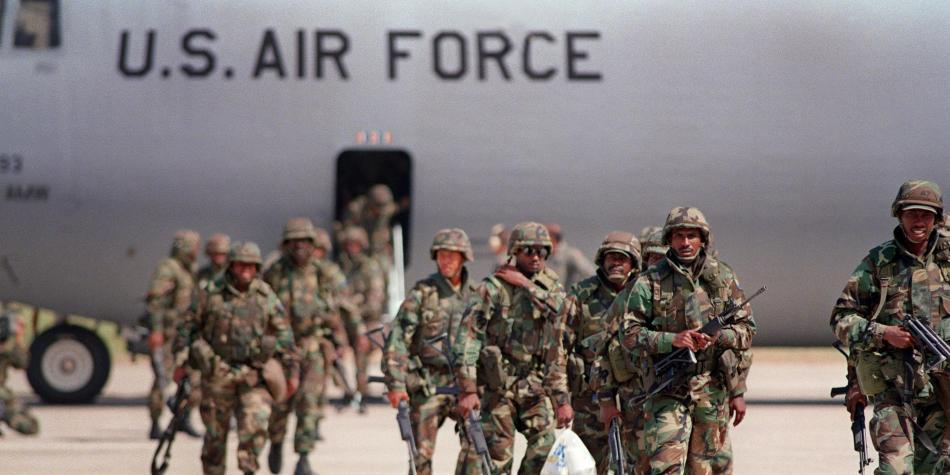 Estados Unidos evalúa envío de 120 mil soldados a Medio Oriente  | EL FRENTE
