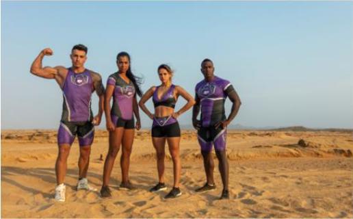 Así está conformado el equipo de los Santandereanos en el Desafío Super Regiones    Entretenimiento   Variedades   EL FRENTE