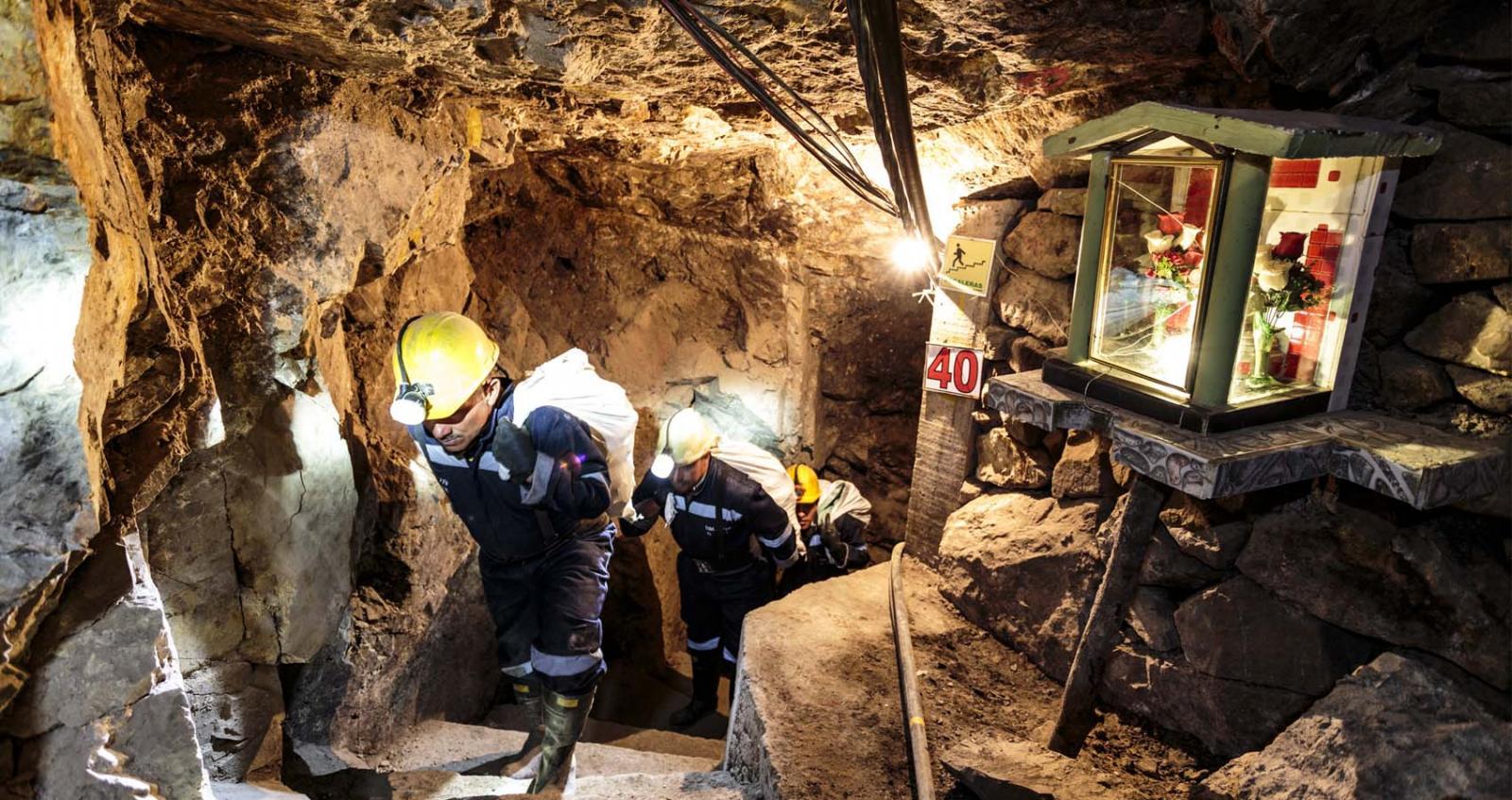 Buen año para sectores mineros y de servicios. Gran crecimiento de las ganancias   Nacional   Economía   EL FRENTE