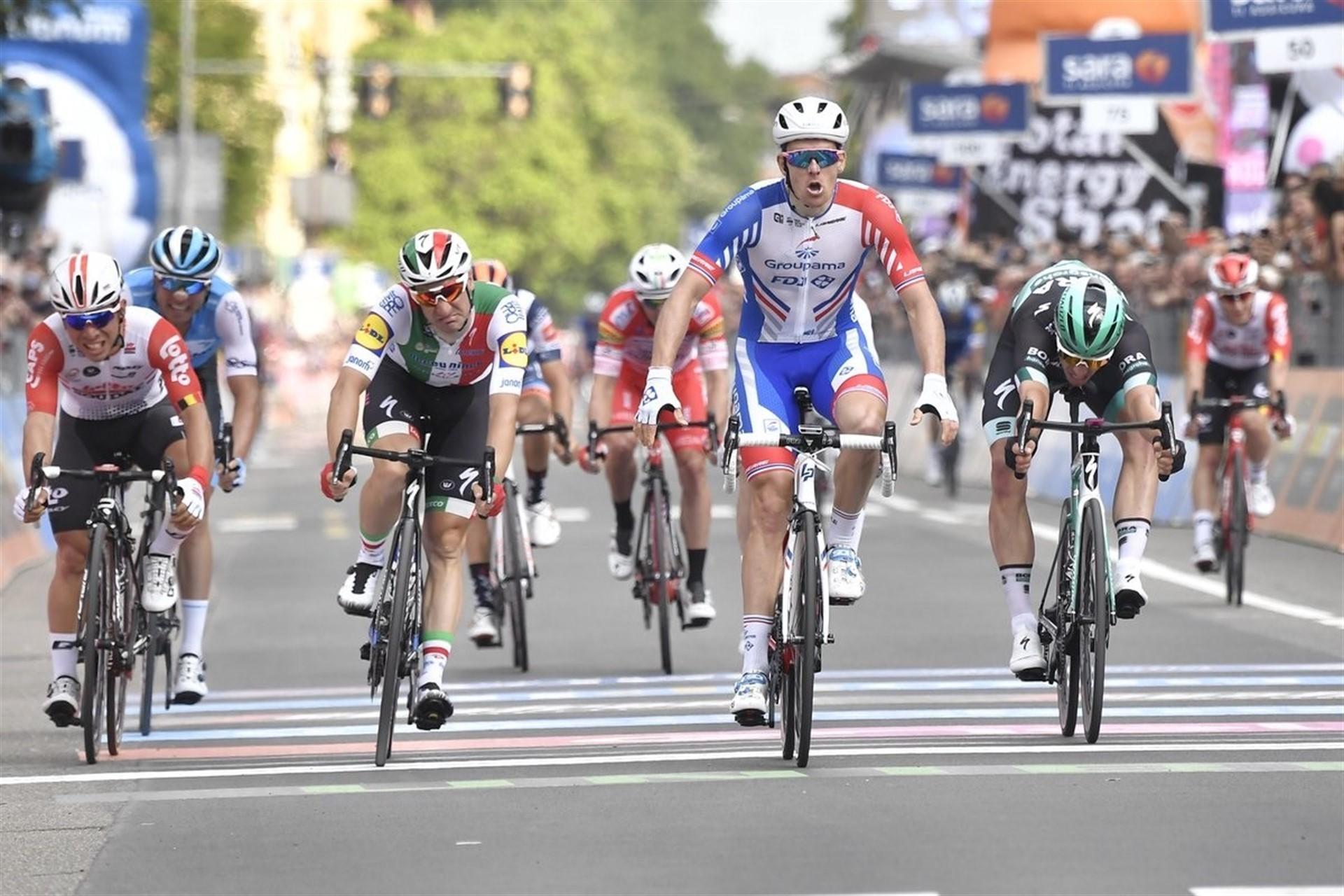 Francés Arnaud Démare ganador en Modena | Internacional | Deportes | EL FRENTE