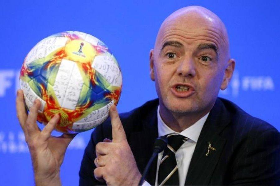 Seguirán siendo 32 equipos los que disputen la Copa Mundial de Fútbol | Internacional | Deportes | EL FRENTE