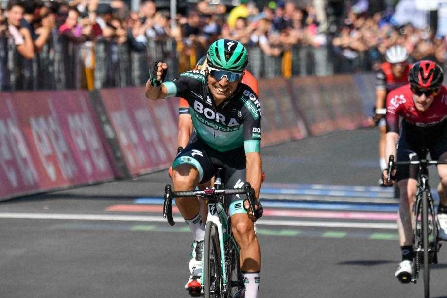 Benedetti ganó la primera jornada de montaña del Giro | Internacional | Deportes | EL FRENTE