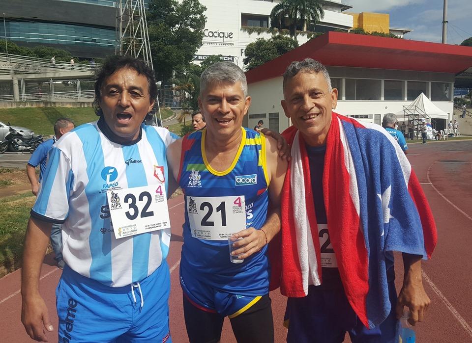 César Páez, Dairo Pérez y Jairo Guzmán los destacados   Local   Deportes   EL FRENTE