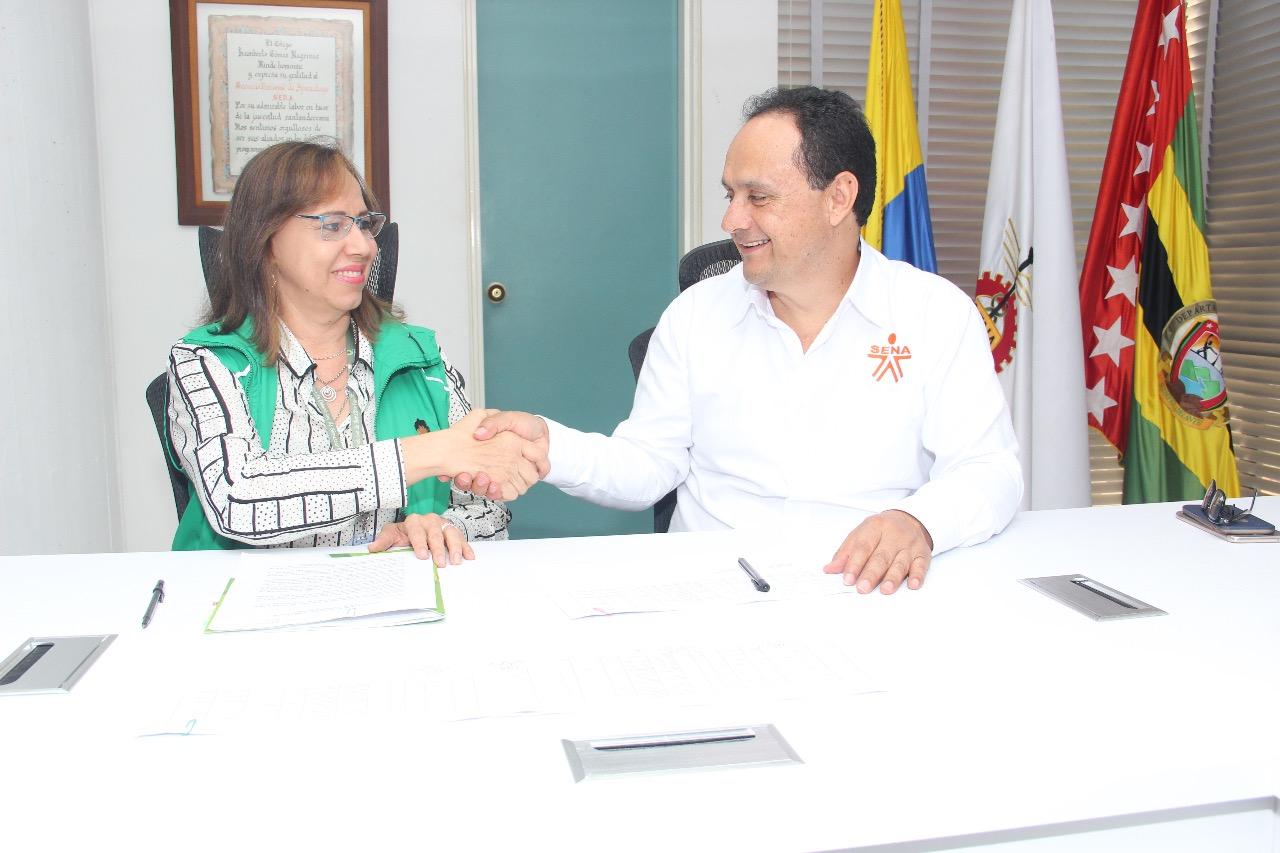 ICBF y SENA firmaron plan de acción 2019 | Economía | EL FRENTE