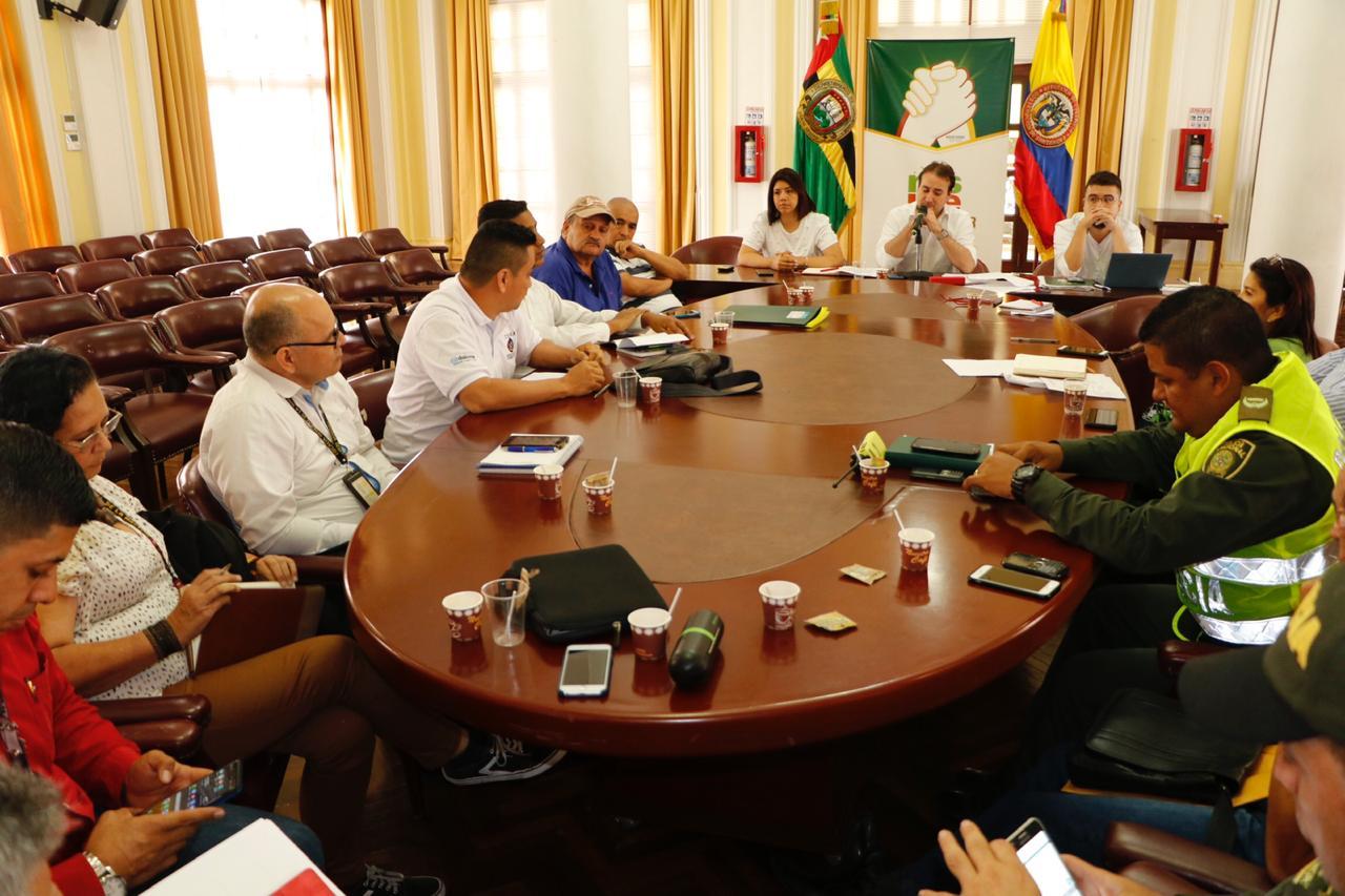 Gobierno de Santander comprometido con seguridad. Activan protocolos para proteger líderes sociales   Región   Santander   EL FRENTE