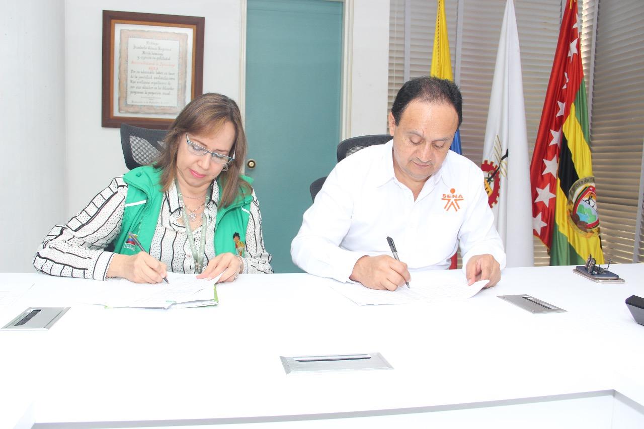 ICBF y SENA firmaron plan de acción 2019 | Variedades | EL FRENTE