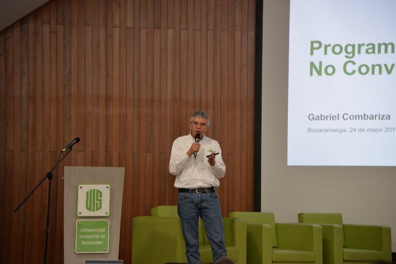 Desarrollo sostenible de los yacimientos no convencionales. Gran debate fue realizado en la UIS | Variedades | EL FRENTE