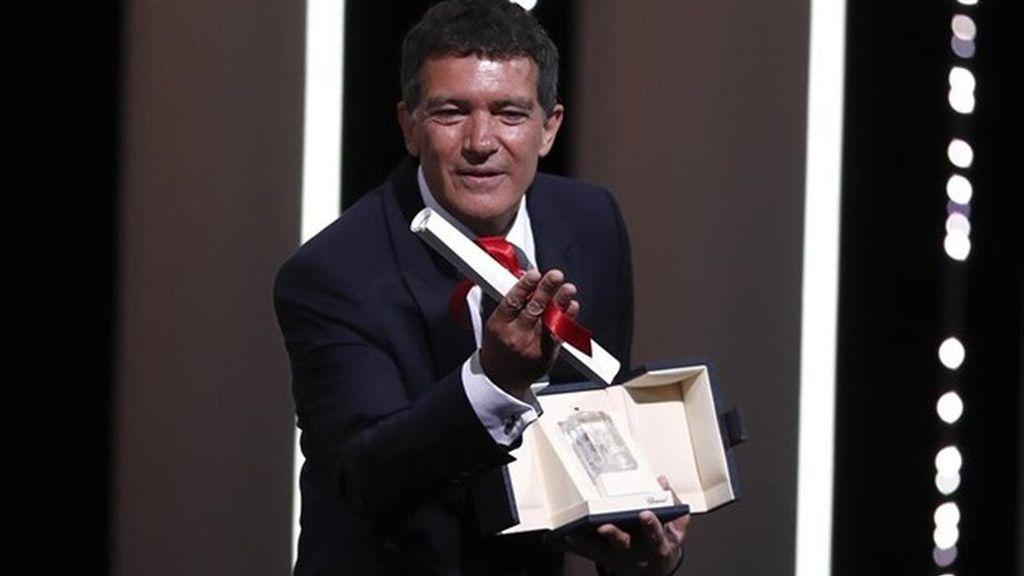 Antonio Banderas mejor actor de la 72 edición del Festival de Cannes    Entretenimiento   Variedades   EL FRENTE
