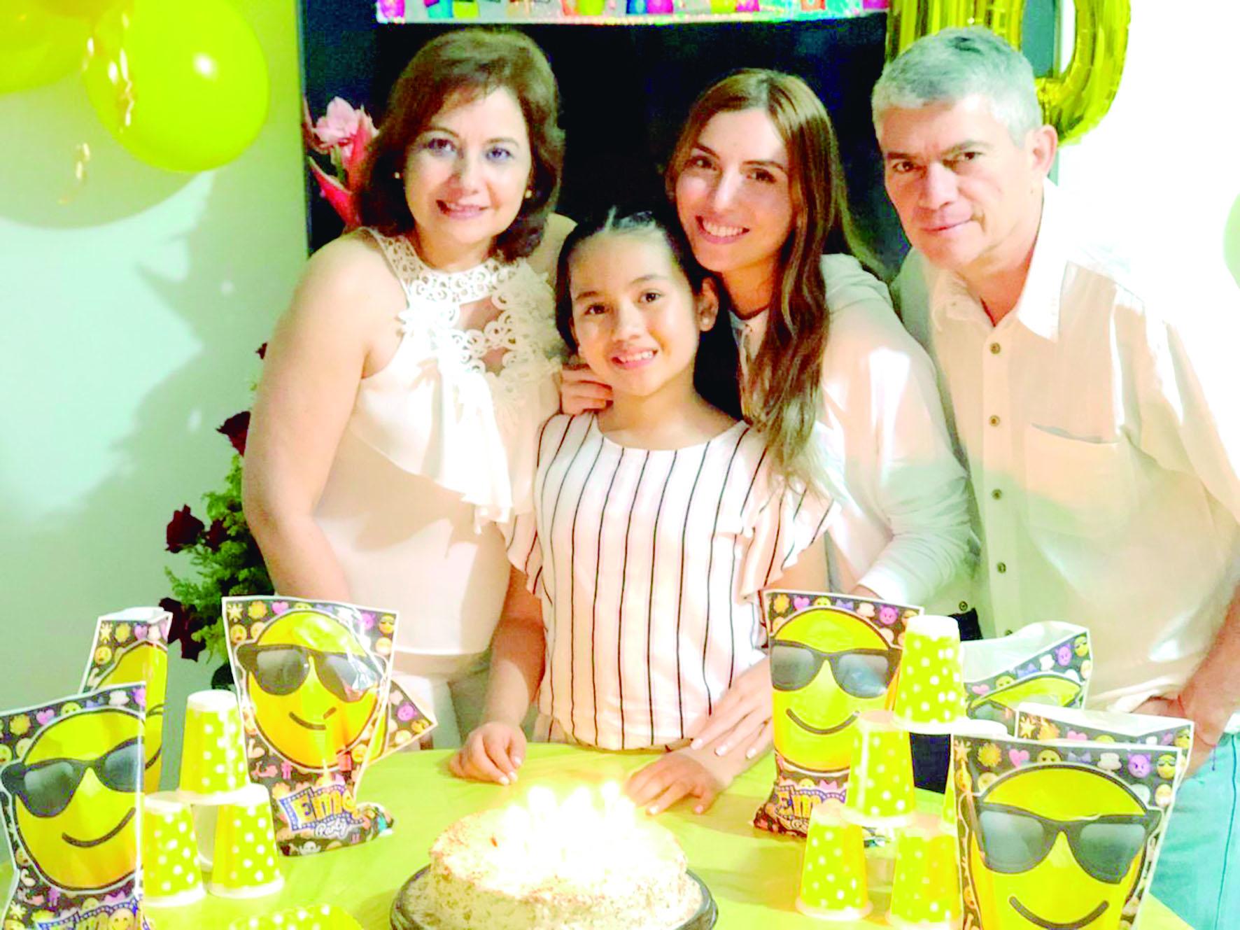 Cumpleaños Mariana Páez Caicedo | foto | EL FRENTE
