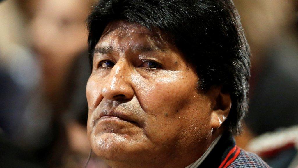 Líderes iberoamericanos rechazan que Evo Morales se postule de nuevo    EL FRENTE