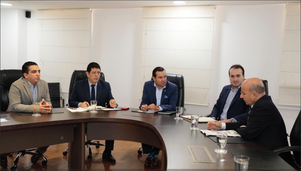 Germán Torres, nuevo alcalde (e) de Bucaramanga | EL FRENTE
