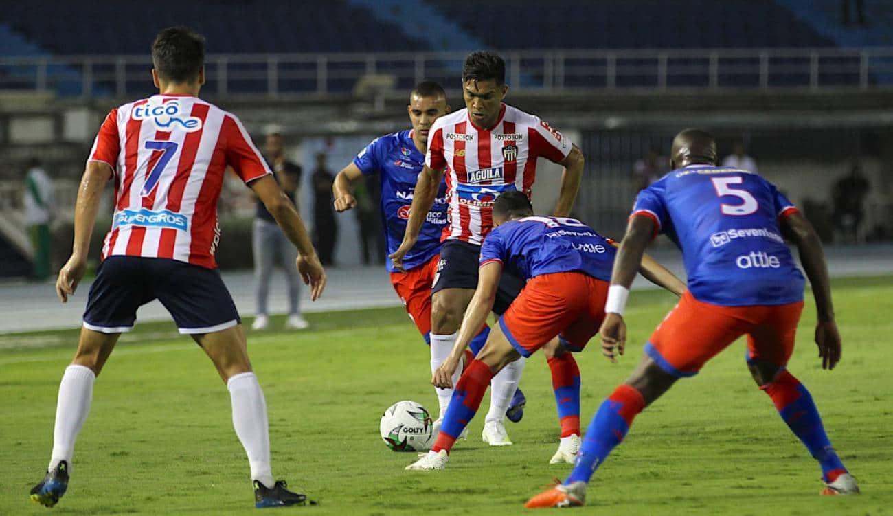 Deportivo Pasto y Atlético Junior a 90 minutos del titulo | EL FRENTE