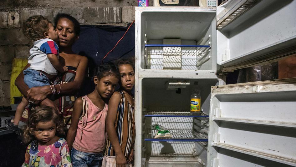 Más del 60% de los venezolanos se acuesta con hambre | EL FRENTE