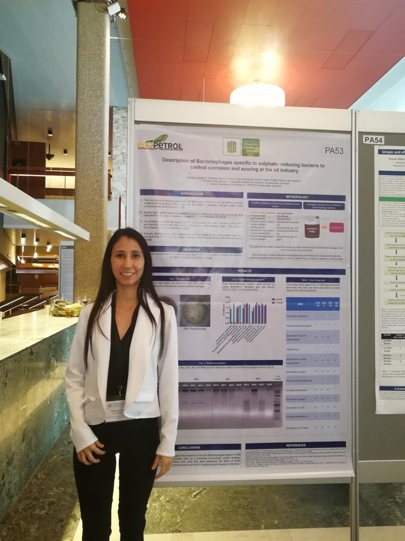Investigación sobre la industria petrolera. UIS presente en Congreso Europeo de Virología | EL FRENTE