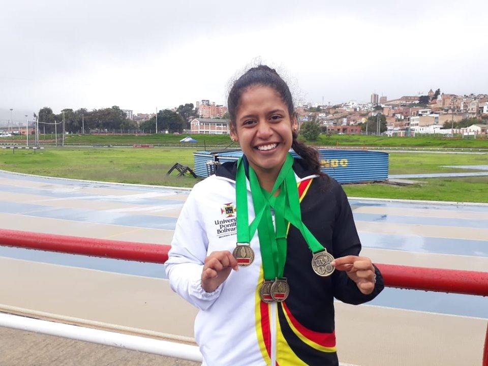 Seis santandereanos en Suramericano Sub 20 de Atletismo   EL FRENTE