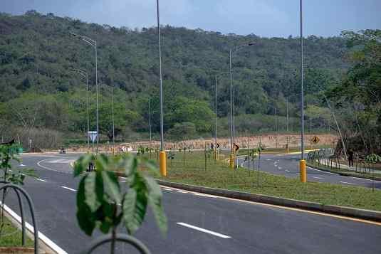 40 días estará cerrado un tramo de la Transversal del Bosque   EL FRENTE