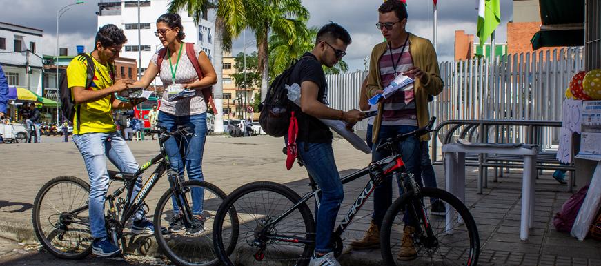 Socialización para obras de ciclorutas arrancó en la UIS   | EL FRENTE