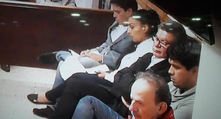 Exsenador Gil y exfiscal de la JEP serán llamados a juicio   EL FRENTE