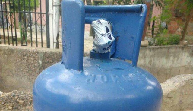 Hombres armados robaron 150 cilindros de gas en Tibú   EL FRENTE