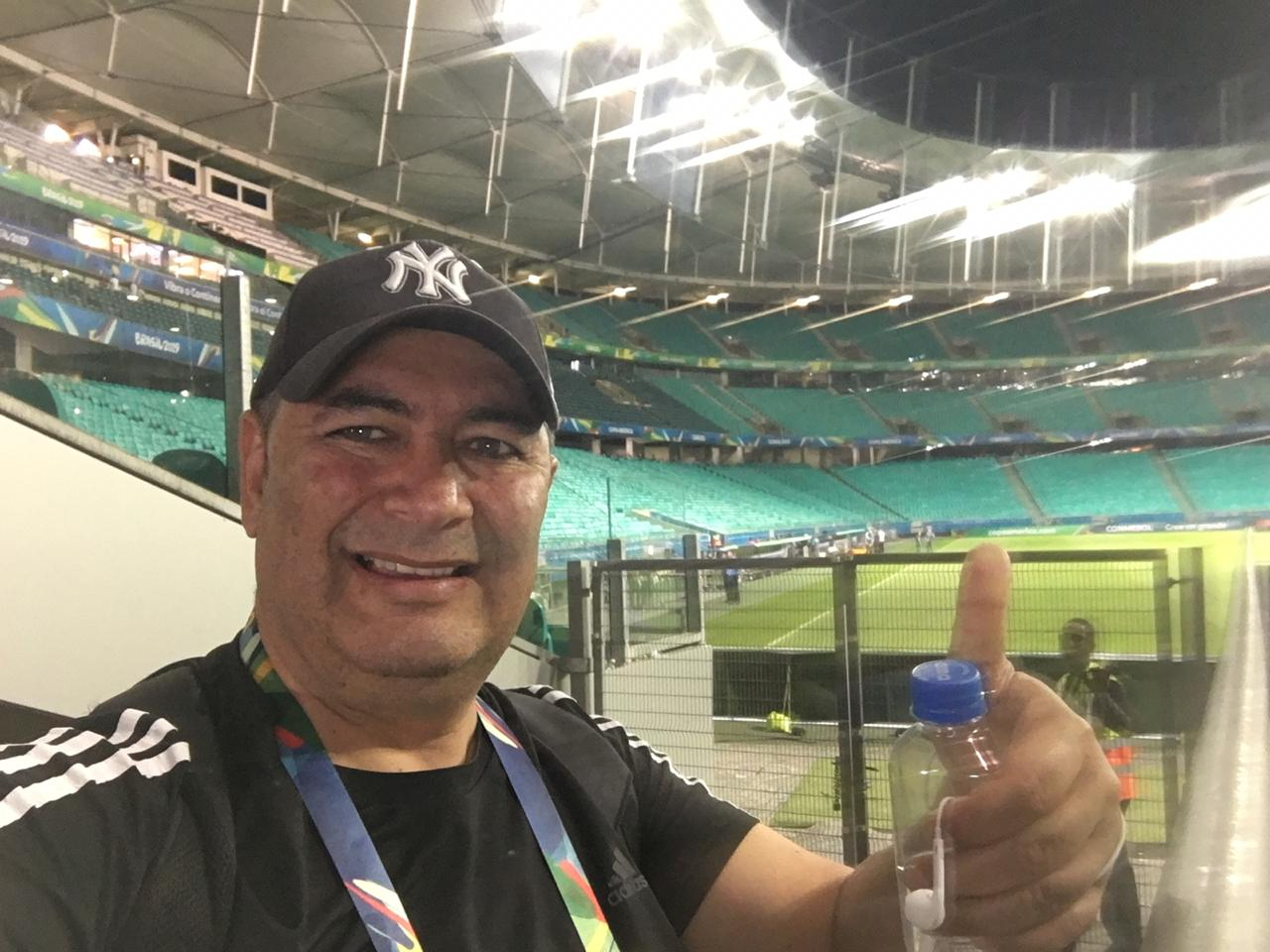 Mirador Copa América Por: José Luis Alarcón  | EL FRENTE