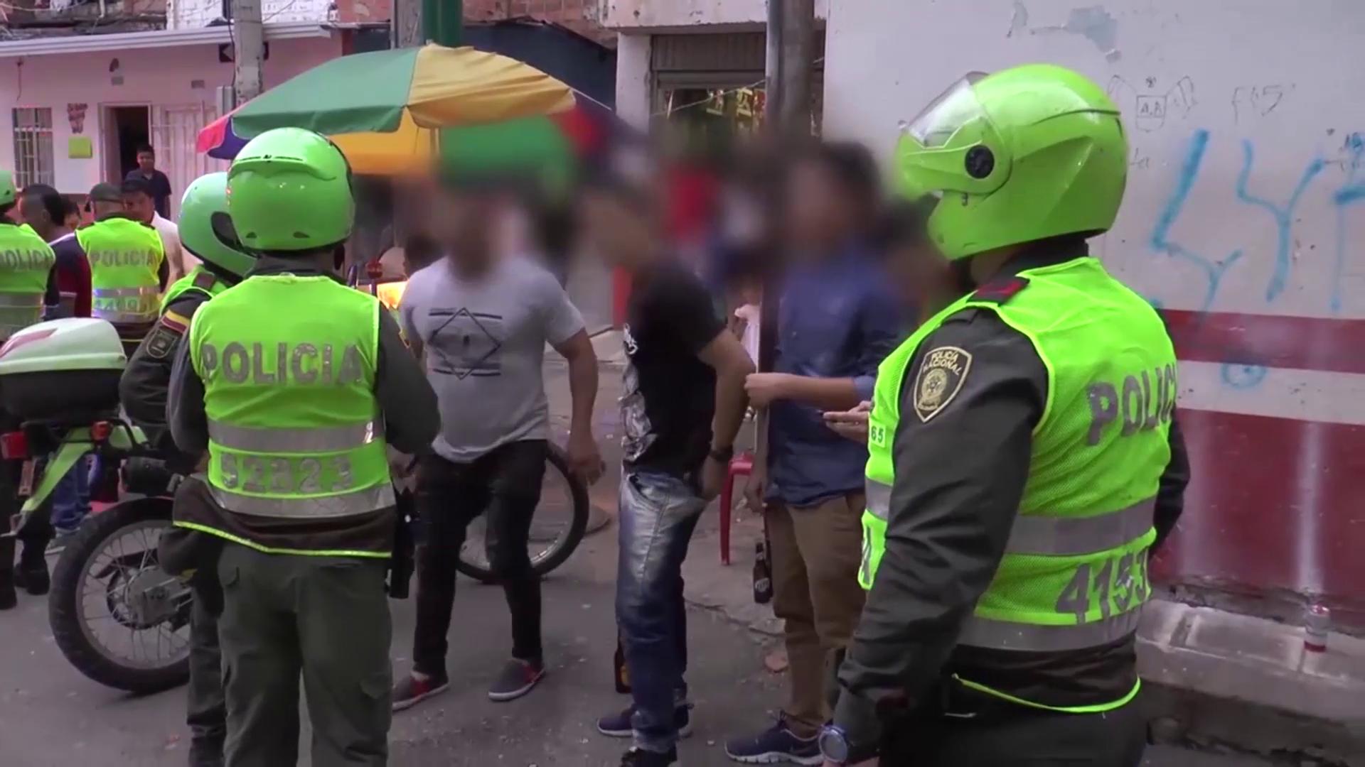 Policía busca contrarrestar fin de semana violento en el área metropolitana   EL FRENTE