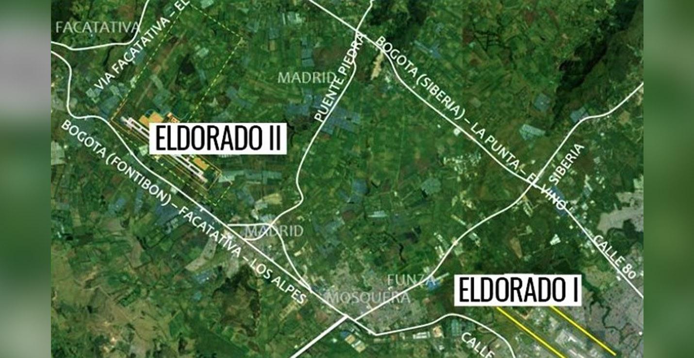 Suspenden obra del aeropuerto El Dorado II | EL FRENTE