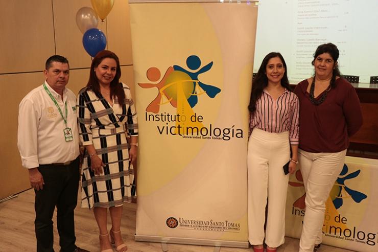 Responsabilidad Social. Foro retos y desafíos en materia de víctimas en la Santoto | EL FRENTE