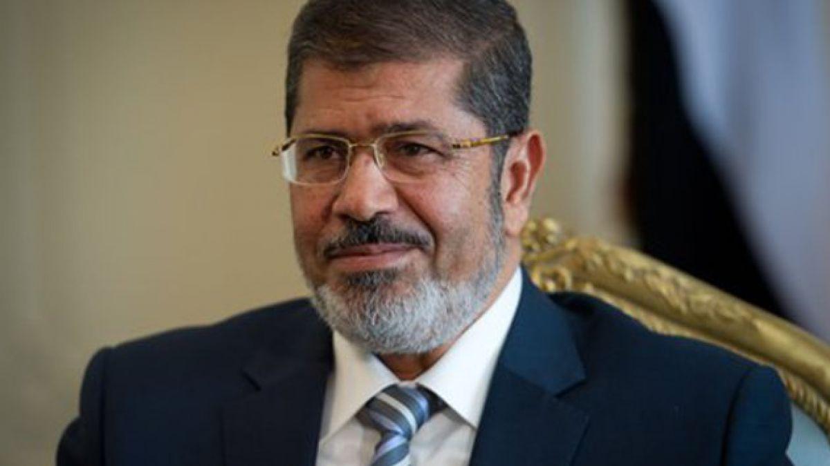 Expresidente egipcio Mohamed Mursi murió | EL FRENTE