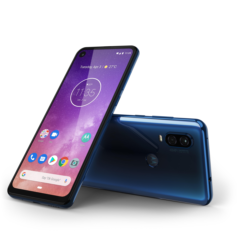 Motorola one visión, la joya de la corona de la telefonía celular    EL FRENTE