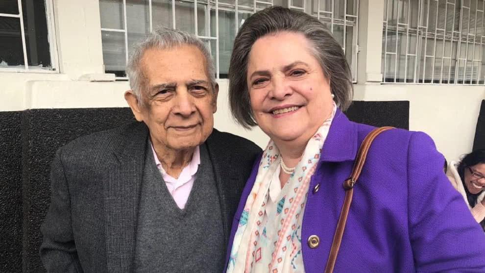A los 86 años muere Carlos Romero, esposo de Clara López | Nacional | Política | EL FRENTE