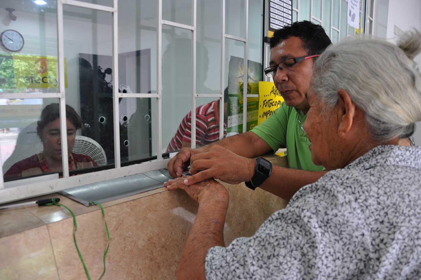 Beneficiarios barranqueños del programa de adulto mayor. Hasta el 11 de julio se pagará el subsidio | EL FRENTE