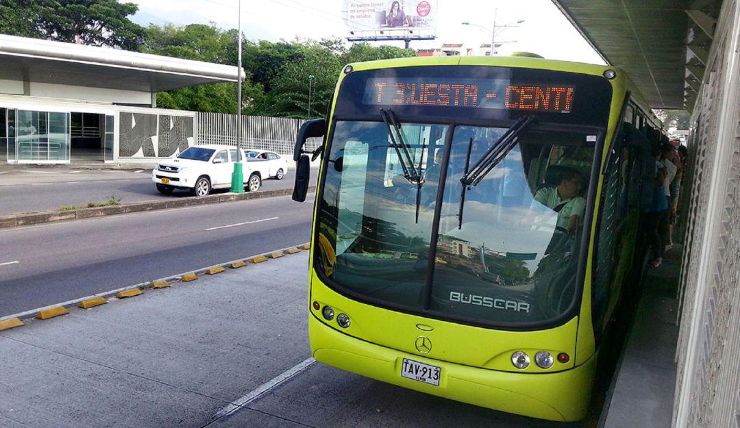 Apartir de hoy Metrolínea tendrá cambios en rutas del sector de Piedecuesta   Piedecuesta   Metro   EL FRENTE