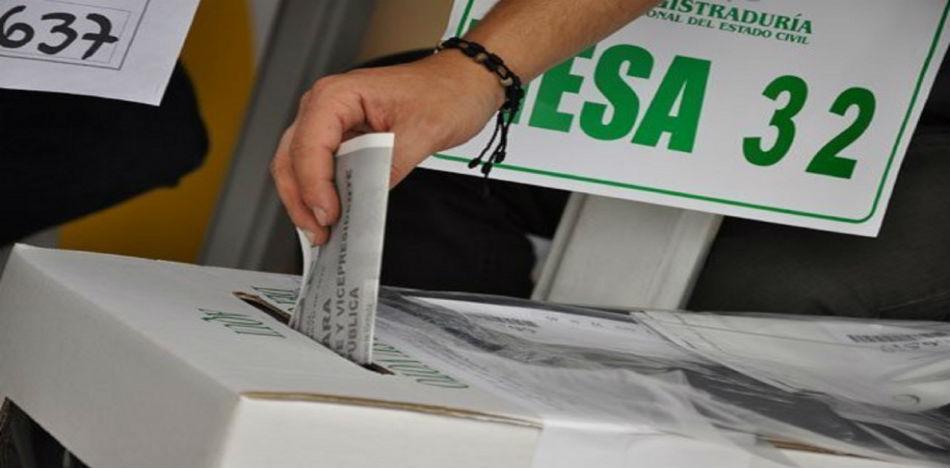 Inició inscripción de cédulas para las elecciones de octubre   EL FRENTE