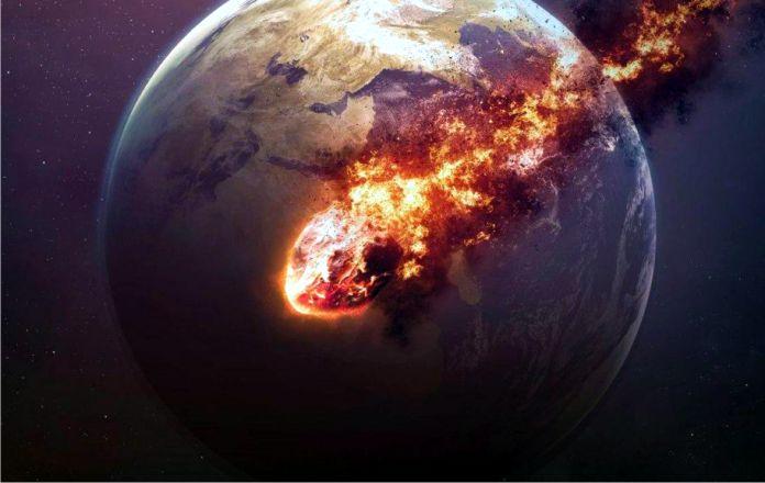 Una fecha para estar prevenidos 9/09/2019. Impacto de asteroide con la Tierra no es imposible    EL FRENTE