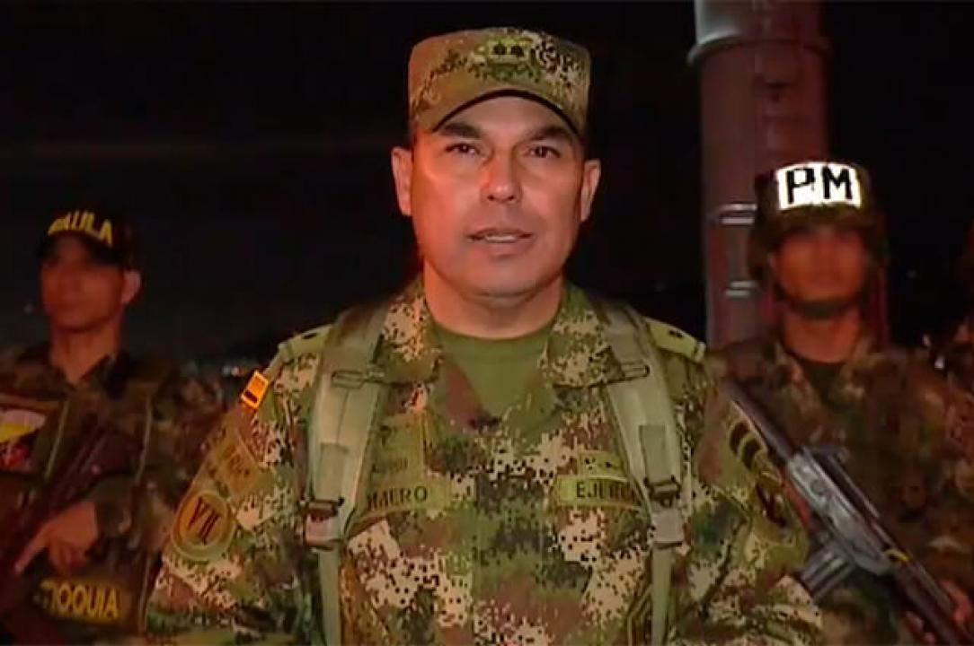 Uno de tres generales implicados en corrupción en Ejército será retirado | EL FRENTE