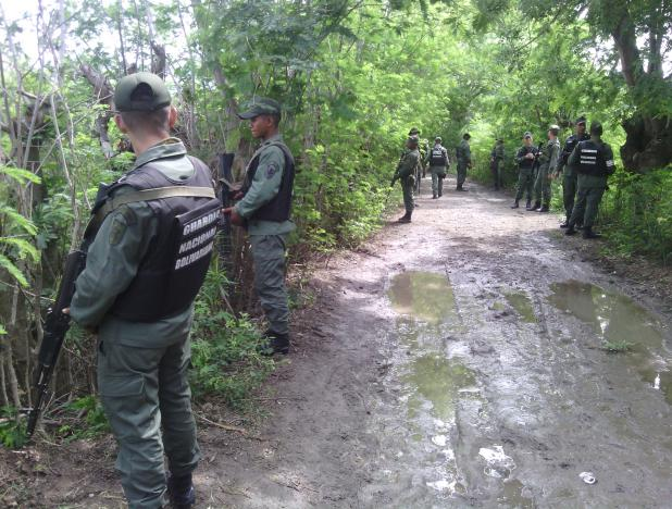 Ejército venezolano sorprendió a cinco hombres que cruzaron desde Cúcuta con tres cabezas humanas | EL FRENTE
