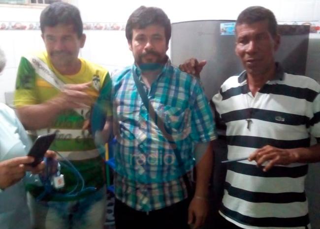 Líder minero que había sido secuestrado quedó en libertad   EL FRENTE