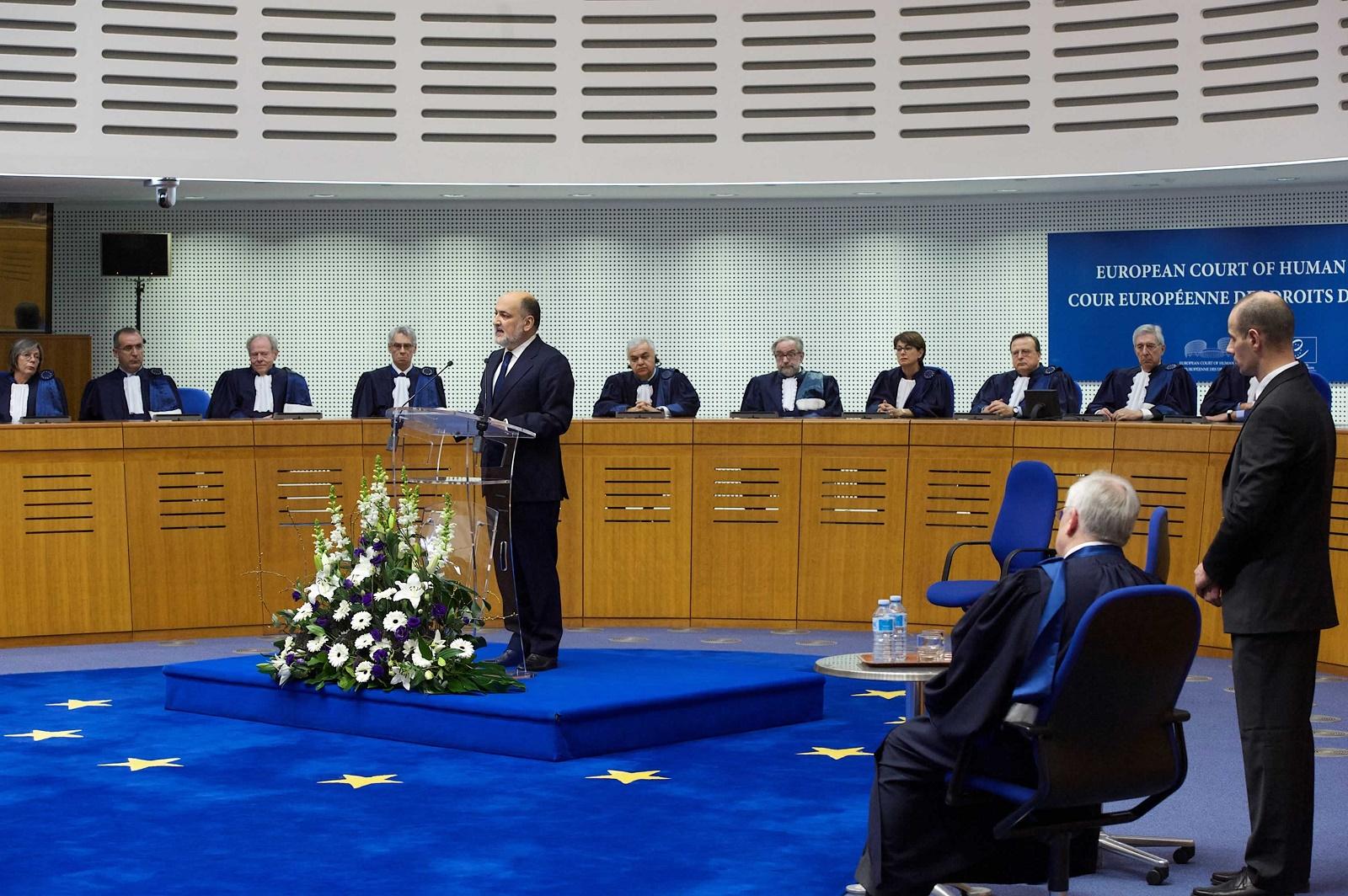 Tribunal de DD. HH. anula el matrimonio homosexual | EL FRENTE