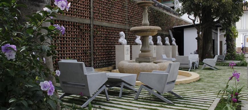 Patio de los Edecanes reivindica arquitectura en Centro de la ciudad | EL FRENTE