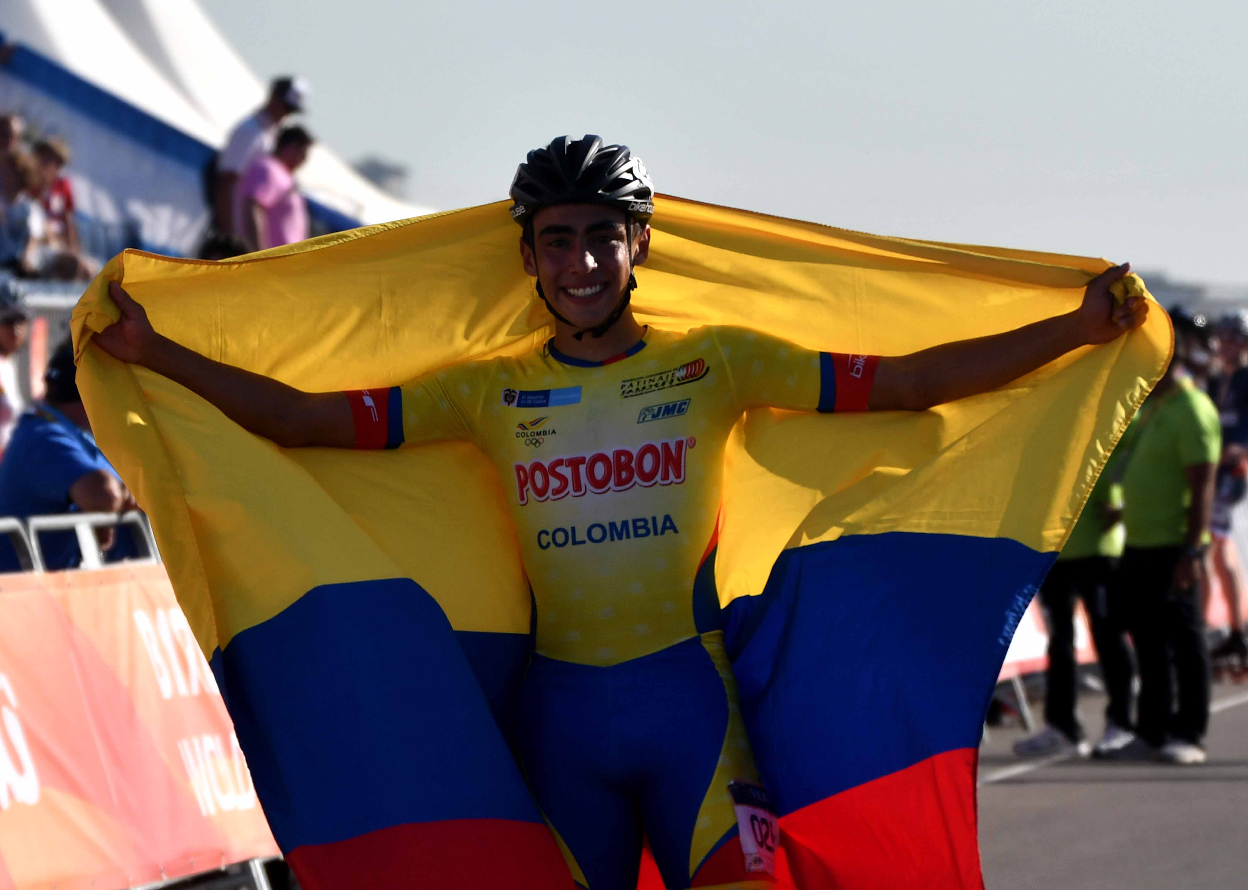 Juan Jacobo Mantilla medalla de oro en Mundial de Patinaje   EL FRENTE