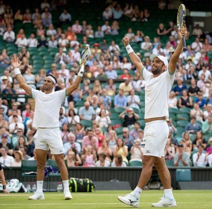Cabal y Farah ¡¡¡Campeones!!! de Wimbledon  | Nacional | Deportes | EL FRENTE