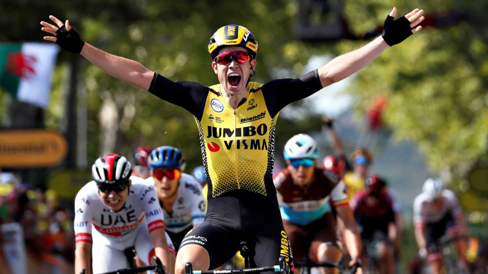 Egan Bernal es tercero y Nairo es octavo en el Tour de Francia | EL FRENTE
