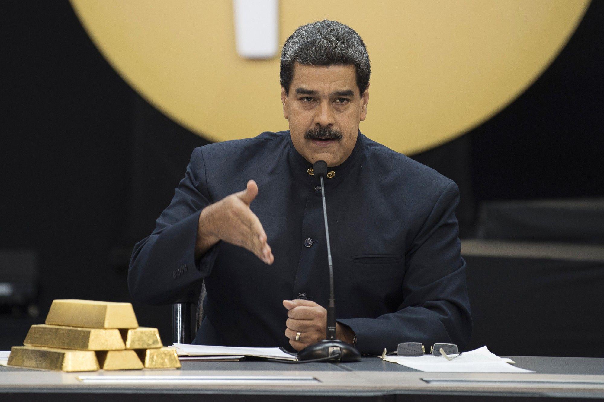 Régimen chavista vendió otros USD 40 millones en reservas de oro | Noticias | Mundo | EL FRENTE